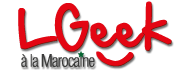 LGeek – Blog High Tech, Geek, Jeux Vidéos et mobile au Maroc